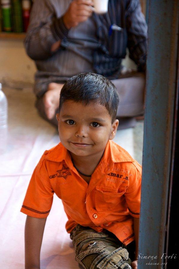 Bambino - Foto di Simona Forti