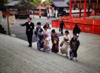 Geisha a Gion