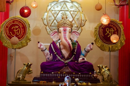 Ganesha - Foto di Simona Forti