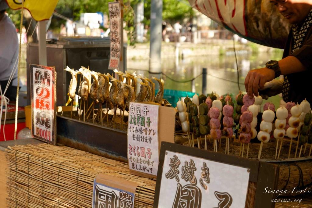 Street Food a Tokyo