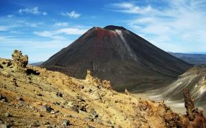 Mount Ngauruhoe, Nuova Zelanda