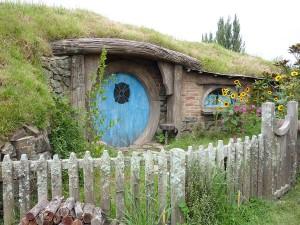 Foto del set di Lo Hobbit: Un viaggio inaspettato - Nuova Zelanda