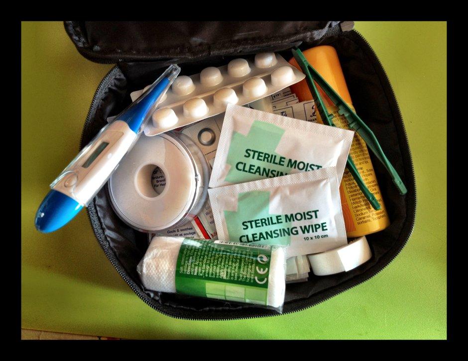 First Aid Kit - Foto di Simona Forti