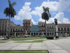Plaza de la Fraternidad - Foto di Simona Forti